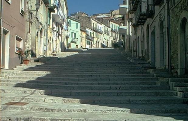 scalinata 365 gradini trivento (cb)